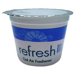 Fresh Refresh Gel Air Freshener – 12 Cups, Mango