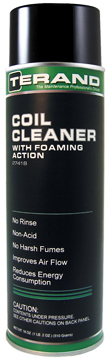 Coil Cleaner with Foaming Action