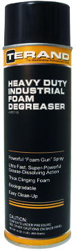 Heavy Duty Industrial Foam Degreaser