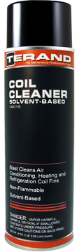 Coil Cleaner – Solvent-Based