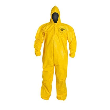 Tychem® QC Coveralls w/ Elastic Ankles