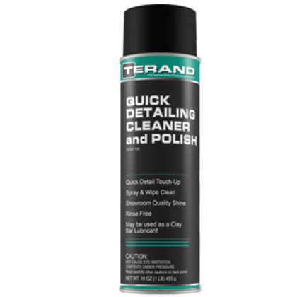 Quick Detailing Cleaner & Polish
