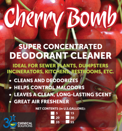 Cherry Bomb Super Concentrated Deodorant