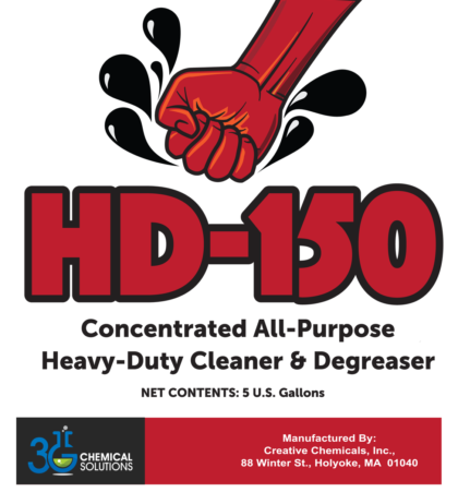 HD 150 Cleaner & Degreaser (C-301)