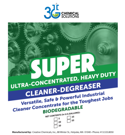 SUPER Heavy Duty Cleaner & Degreaser (C-21)