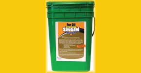 SafeGard Absorbent For Oil